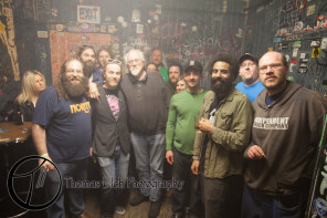 John Sinclair at the Blind Pig after Hash Bash 2014